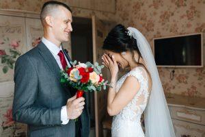 Первая встреча. Свадебный фотограф СПБ - Александр Чернышов